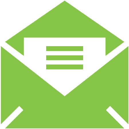 Icon-Email-Mail green