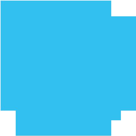 Icon-Globe blue