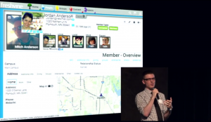 Presenting Fresh Vine to over 700 Tech Leaders