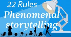 22 Secret Rules to Phenomenal Storytelling