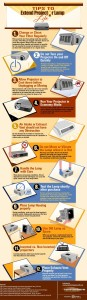 12 Simple Tips to Extend your Projector Lamp Life