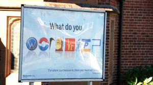 Eight Tips for Church Advertising