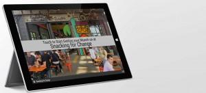 Brand new Event Kiosk App