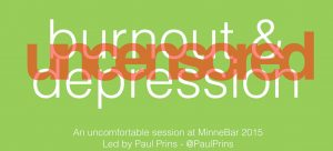 Talk: Burnout and Depression Uncensored